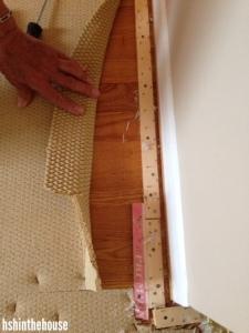 hardwood under underlay