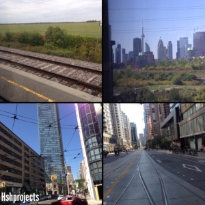 4 pictures of Toronto