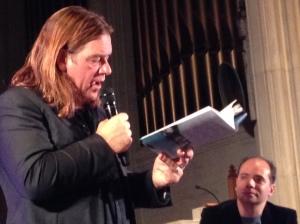 Alan Doyle reads