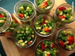 jars of beans