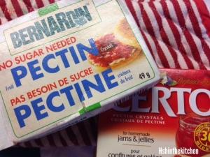 2 boxes of pectin