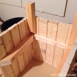 building a planter