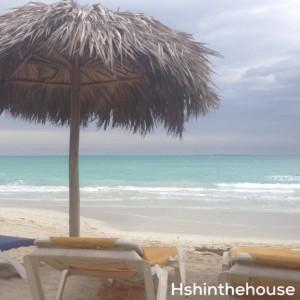 beach front cabana