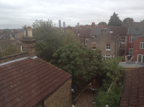roof line in england